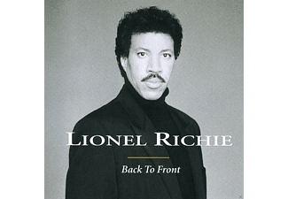 Lionel Richie - Back To Front [CD]