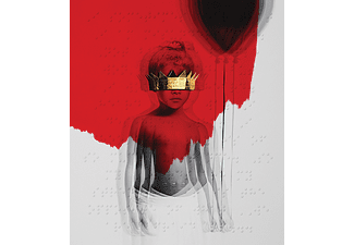 Rihanna - Anti - Deluxe Edition (CD)
