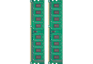 PNY PC3-12800 1600MHz DDR3 Desktop DIMM 16GB (2x8GB)