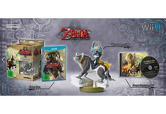 The Legend of Zelda: Twilight Princess HD (inkl. Wolf Link amiibo) Wii U
