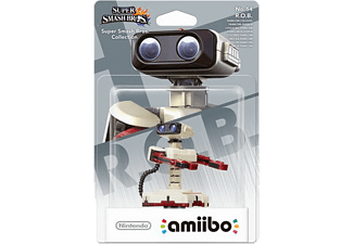 AMIIBO Super Smash Bros: R.O.B (Famicom färger)