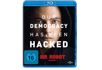Mr. Robot - Staffel 1 [Blu-ray]
