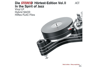 VARIOUS - Stereo Hörtest-Ed.Vol.2-In The Spirit Of Jazz - (Vinyl)