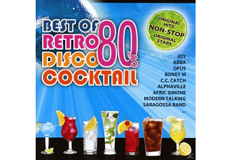 VARIOUS - Best Of Disco 80s Cocktail - (CD)