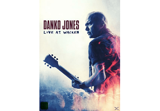 Danko Jones - Live At Wacken [Blu-ray + CD]