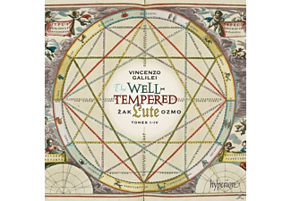 Zak Ozmo - The Well-Tempered Lute [CD]