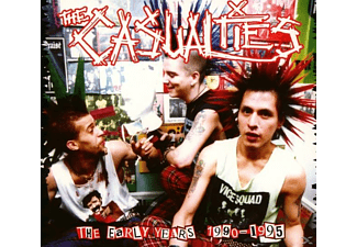 The Casualties - Early Years 1990-1995 - (CD)