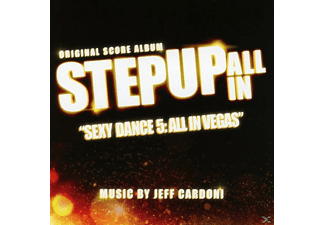 Jeff Cardoni - Step Up: All In (Sexy Dance 5: All In Vegas) [CD]