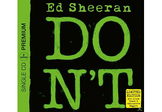Ed Sheeran - Don't (Limited Edition) - (5 Zoll Single CD (2-Track))
