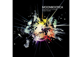 Moonbootica - Our Disco Is Louder Than Yours [CD]