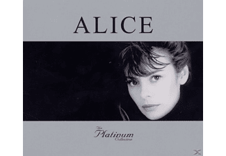 Alice - The Platinum Collection [CD]