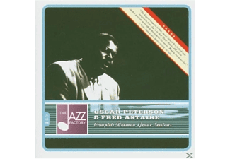 Fred Astaire, Oscar Peterson - Complete Norman Granz Sessions (CD)