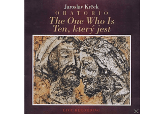 Adlerova/Janal/Strejcek/Krcek/Pilsen PhO/Prague Ph - Oratorium Ten,ktery jest-The One Who Is - (CD)