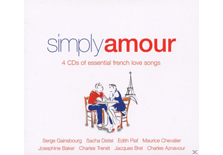 VARIOUS - Simply Amour - (CD)