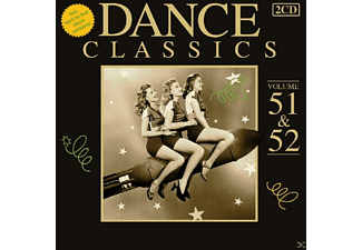 VARIOUS - Disco Classics 51 + 52 [CD]
