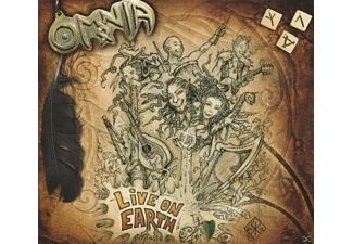 Omnia - Live On Earth [CD]