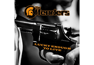 Offenders - Lucky Enough To Live - (CD)