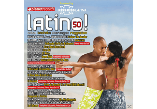 VARIOUS - Latino! 50 - (CD)