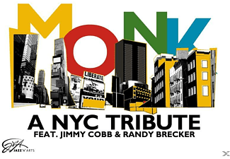 Monk, Jimmy Cobbs, Brecker Randy - A Nyc Tribute [CD]