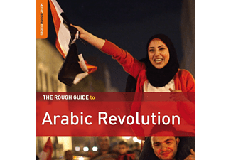 VARIOUS, Ramy Essam - Rough Guide: Arabic Revolution - (CD + Bonus-CD)