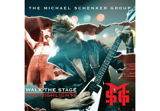 Michael Schenker Group - Walk The Stage - The Highlights - (CD)