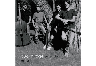 Duo Mirage Extended - Outsait - (CD)