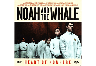 Noah And The Whale - Heart Of Nowhere - (CD)