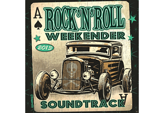VARIOUS - Walldorf Rock'n'roll Weekender 2013 - (CD)