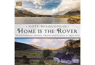 Noel Mcloughlin - Home Is The Rover - Traditional Songs From Scotland + Ireland [CD]