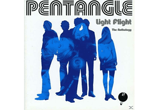 Pentangle - LIGHT FLIGHT - THE ANTHOLOGY - (CD)