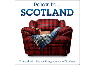 VARIOUS - Relax In... Scotland - (CD)