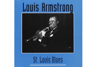 Louis Armstrong - St.Louis Blues - (CD)