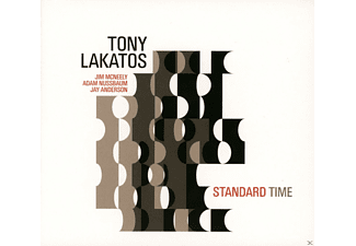 Tony Lakatos - Standard Time - (CD)