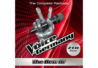 VARIOUS - The Voice Of Germany 3 - The Best Of Liveshow - (CD)