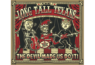 Long Tall Texans - The Devil Made Us Do It - (CD)