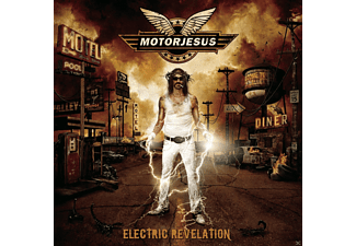 Motorjesus - Electric Revelation - (CD)