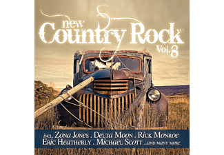 VARIOUS - New Country Rock Vol.8 - (CD)