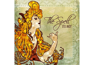 Ira May - The Spell - (CD)