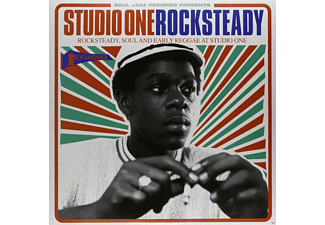 VARIOUS - Studio One Rocksteady - (LP + Download)