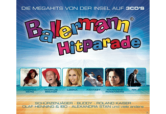 VARIOUS - Ballermann Hitparade [CD]
