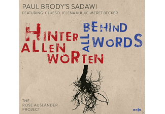 Paul Brody's Sadawi - All Behind Words [CD]
