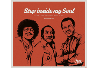 VARIOUS - Step Inside My Soul-Rare '70s And Modern Soul - (CD)