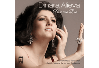 Dinara Alieva, The Czech National Symphony Orchestra - Pace, Mio Dio... [CD]