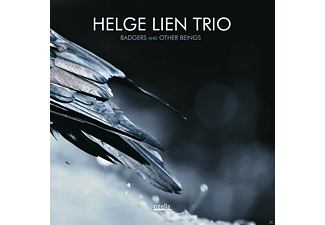 Helge Trio Lien - Badgers And Other Beings [CD]