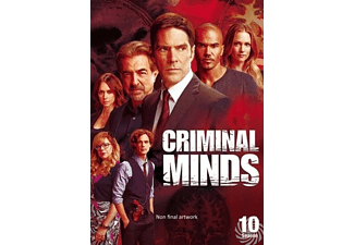 Criminal Minds - Seizoen 10 | DVD