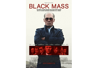 Black Mass | Blu-ray