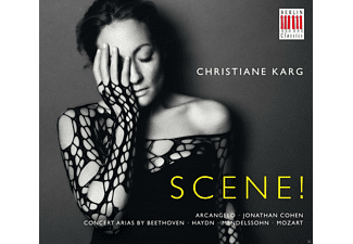 Christiane Karg - Scene - (CD)