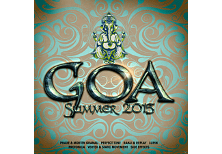 VARIOUS - Goa Summer 2015 - (CD)