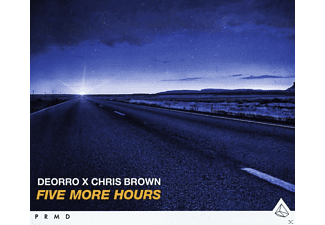 Deorro, Chris Brown - Five More Hours [5 Zoll Single CD (2-Track)]