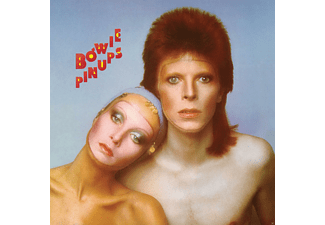 David Bowie - Pinups (Remastered 2015) [CD]